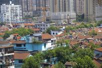 清晨老上海民居