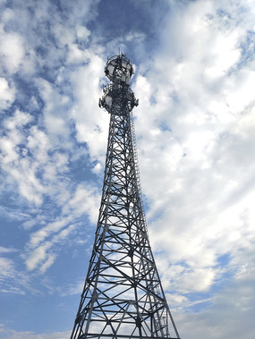 高高5G信号塔