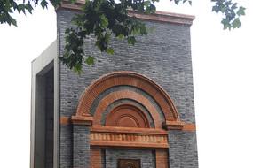 老建筑石库门风格