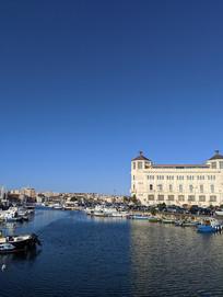 锡拉库萨海港