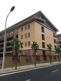 新会东区学校教学楼