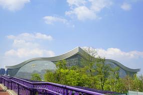 成都桂溪生态公园-环球中心