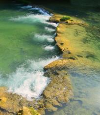 荔波小七孔-清澈溪流