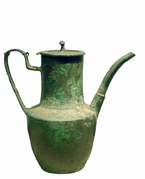 宋代铜制茶具铜茶壶