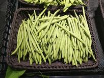 蔬菜四季豆