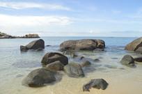海南海滩沙滩