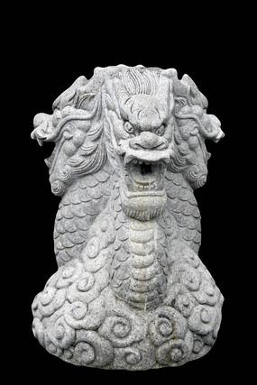 成都大慈寺-传统云龙石刻