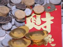 硬币货币素材