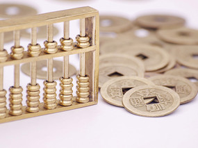硬币金算盘