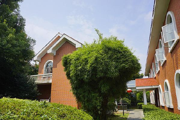 长沙橘子洲西式风格建筑