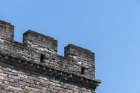 城墙墙头素材