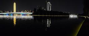 如意湖夜景
