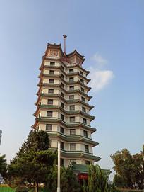 郑州二七塔