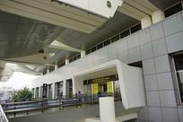 长沙黄花机场T1航站楼外景