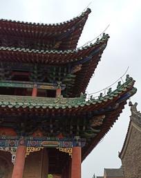 古建筑的飞檐