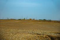 干涸的土地