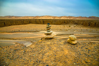 戈壁滩砂砾