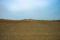 荒漠戈壁滩