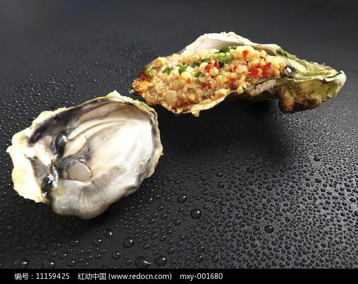 新鲜生蚝肉