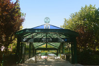 青岛地铁3号线中山公园站