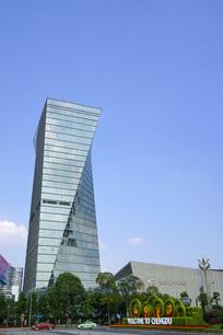 四川广播电视台高楼