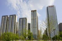 成都两江国际建筑群