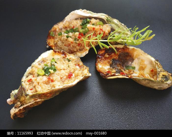 海鲜新鲜生蚝肉