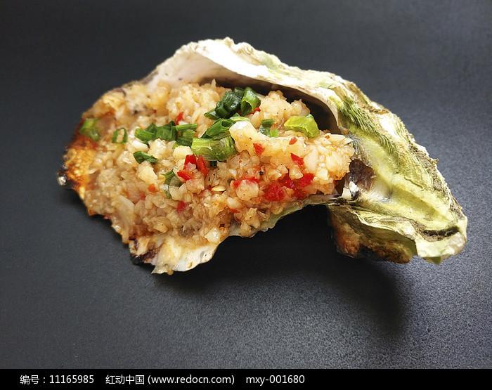 美味新鲜生蚝肉