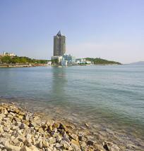 青岛汇泉湾海滨