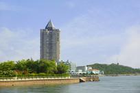 青岛汇泉海滨城市建筑