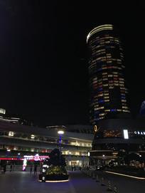 上海白玉兰广场主楼