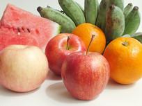 水果棚拍背景