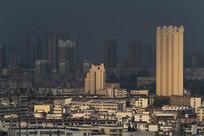 信阳城市风光