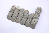 八九十年代硬币