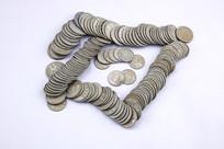 七八十年代硬币