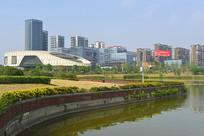成都兴隆湖湖滨广场
