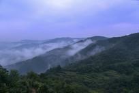 云雾大别山