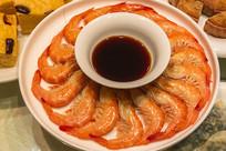白灼基尾虾