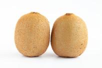 两个直立的猕猴桃