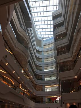 现代化大型商场图片
