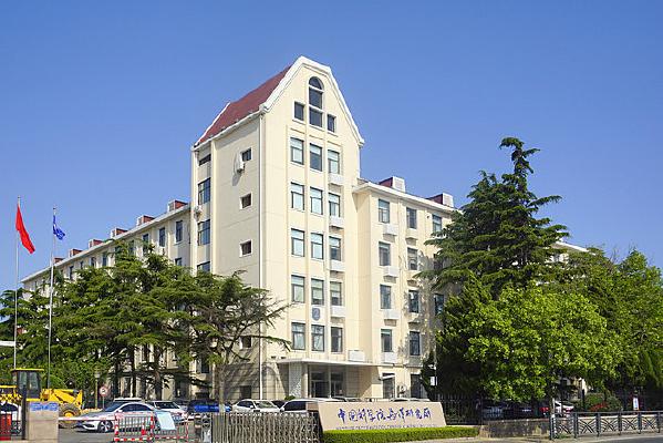 青岛汇泉湾海滨的西式风格建筑
