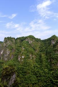 穿岩十九峰旅游风景区