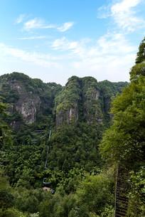 新昌穿岩十九峰景区