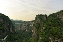 浙江十九峰景区的千丈幽谷