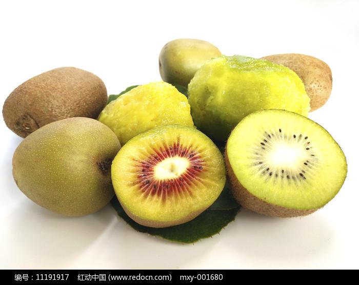 多汁甜猕猴桃图片