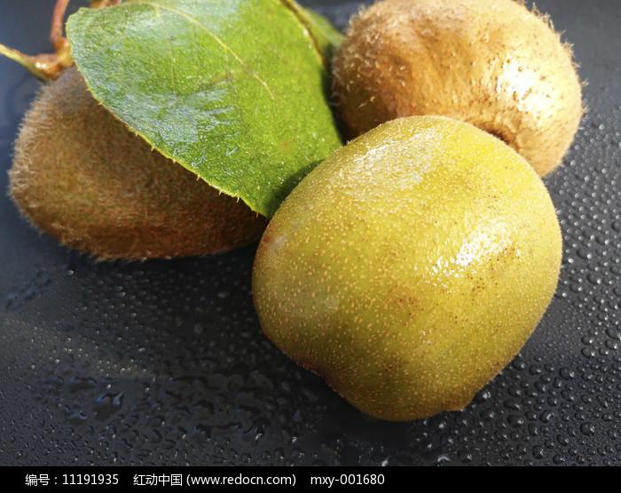 猕猴桃鲜果图图片