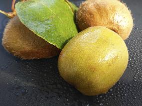 猕猴桃鲜果图