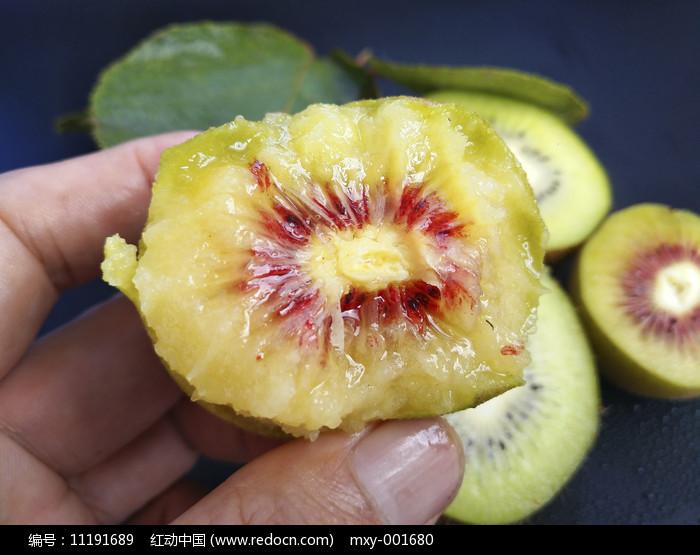 鲜甜奇异果图片