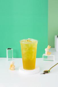 高山庄园茉香绿茶