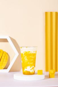 芒果脏脏茶